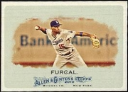 2010 Topps Allen and Ginter Rafael Furcal Baseball Card