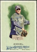 2010 Topps Allen and Ginter Rick Ankiel Baseball Card