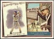 2010 Topps Allen and Ginter This Day in History Andre Ethier Baseball Card