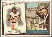 2010 Topps Allen and Ginter This Day in History Andrew McCutchen Baseball Card