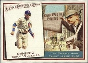 2010 Topps Allen and Ginter This Day in History Aramis Ramirez Baseball Card