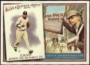 2010 Topps Allen and Ginter This Day in History Felix Hernandez Baseball Card