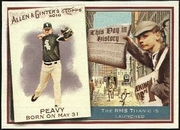 2010 Topps Allen and Ginter This Day in History Jake Peavy Baseball Card