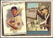 2010 Topps Allen and Ginter This Day in History Jason Bay Baseball Card