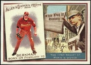 2010 Topps Allen and Ginter This Day in History Lance Berkman Baseball Card