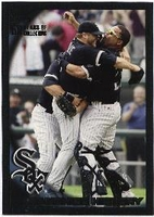 2010 Topps Black Chicago White Sox Franchise History Baseball Card