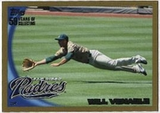 2010 Topps Gold Will Venable Baseball Card