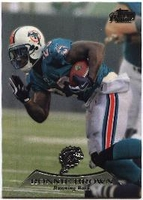 2010 Topps Prime Ronnie Brown NFL Football Card