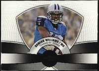 2010 Topps Prime Rookie Damian Williams NFL Football Card
