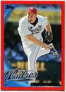 2010 Topps Red Border Heath Bell Baseball Card