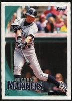 3af3329402 The 2010 Seattle Mariners Topps MLB Team Set contains 21 Seattle Mariners  baseball cards including Star Players like Ken Griffey Jr, Ichiro Suzuki,  ...