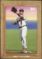 2010 Topps Turkey Red Albert Pujols Baseball Card
