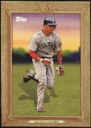 2010 Topps Turkey Red Victor Martinez Baseball Card