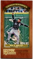 2012 Topps Gypsy Queen Glove Stories Mini Dewayne Wise Baseball Card