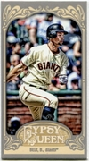 2012 Topps Gypsy Queen Mini Brandon Belt Baseball Card
