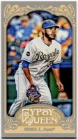 2012 Topps Gypsy Queen Mini Eric Hosmer Variation Baseball Card