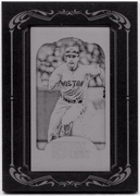 2012 Topps Gypsy Queen Mini Framed Printing Plates Black Jacoby Ellsbury 1/1 Baseball Card