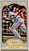 2012 Topps Gypsy Queen Mini Jesus Guzman Baseball Card