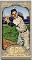 2012 Topps Gypsy Queen Mini Luis Aparicio Baseball Card