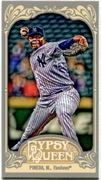 2012 Topps Gypsy Queen Mini Michael Pineda Baseball Card