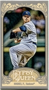 2012 Topps Gypsy Queen Mini Phil Hughes Baseball Card