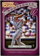 2012 Topps Gypsy Queen Moonshots Albert Belle Baseball Card