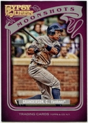 2012 Topps Gypsy Queen Moonshots Curtis Granderson Baseball Card
