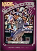 2012 Topps Gypsy Queen Moonshots Evan Longoria Baseball Card