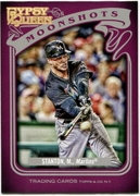 2012 Topps Gypsy Queen Moonshots Mike Stanton Baseball Card