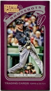 2012 Topps Gypsy Queen Moonshots Mini #MS Mike Stanton Baseball Card