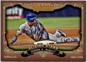 2012 Topps Gypsy Queen Sliding Stars Dee Gordon Baseball Card