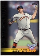 2012 Topps Opening Day Elite Skills Barry Zito Baseball Card