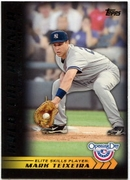 2012 Topps Opening Day Elite Skills Mark Teixeira Baseball Card