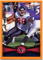 2012 Topps Orange Connor Barwin NFL Football Card