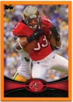 2012 Topps Orange Vincent Jackson NFL Football Card