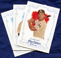 2013 Topps Allen and Ginter Miami Marlins Baseball Card Team Set