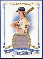 2013 Topps Allen and Ginter Relics Johnny Giavotella Baseball Card