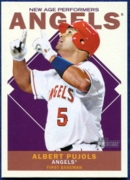 2013 Topps Heritage New Age Performers Albert Pujols Baseball Card
