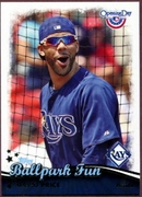 2013 Topps Opening Day Ballpark Fun David Price Baseball Card