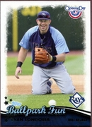 2013 Topps Opening Day Ballpark Fun Evan Longoria Baseball Card