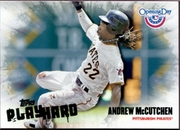 2013 Topps Opening Day Play Hard Andrew McCutchen Baseball Card