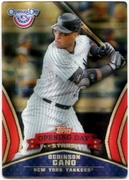 2013 Topps Opening Day Stars 3D Robinson Cano Baseball Card