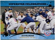 2013 Topps Opening Day Superstar Celebrations Josh Willingham Baseball Card