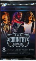 2014 Panini Country Music Retail Non-Sports Cards Pack