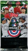 2014 Topps Opening Day Baseball Cards Pack