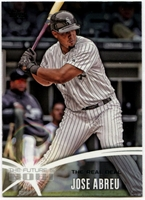 2014 Topps The Future is Now #FNJA1 Jose Abreu Baseball Card