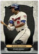 2014 Topps Triple Threads Justin Upton Baseball Card