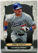 2014 Topps Triple Threads Mike Piazza Baseball Card