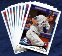 2014 Topps Update Tampa Bay Rays Baseball Cards Team Set