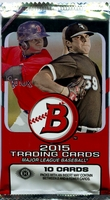 2015 Bowman Baseball Cards Hobby Pack